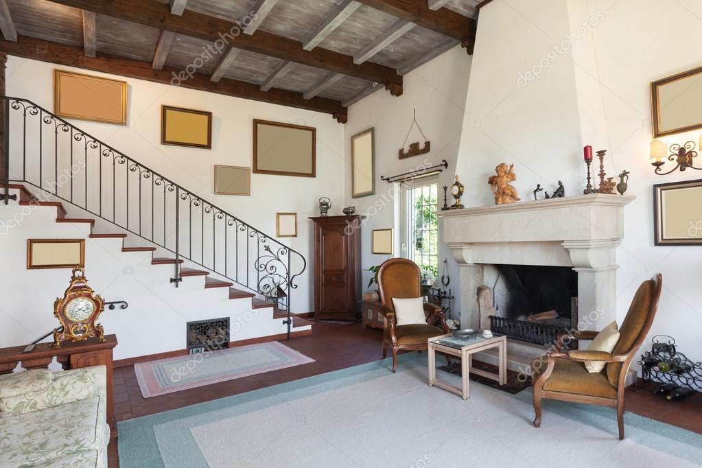Interieur De La Vieille Maison Photographie Zveiger C 95475550