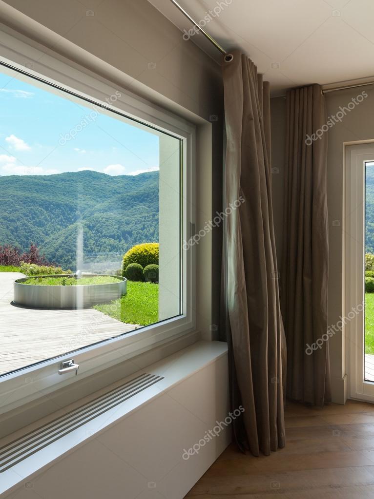 Architektur Grosses Fenster Stockfoto C Zveiger 95476924