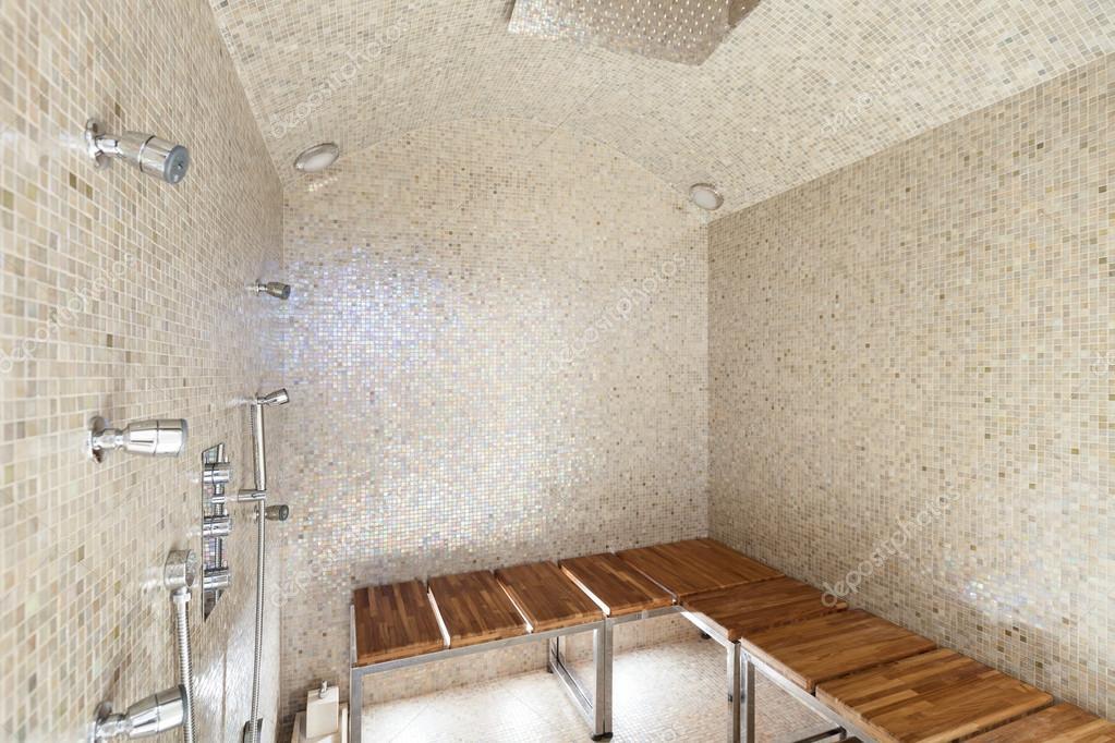 Innen Moderne Dusche Stockfoto C Zveiger 95477896