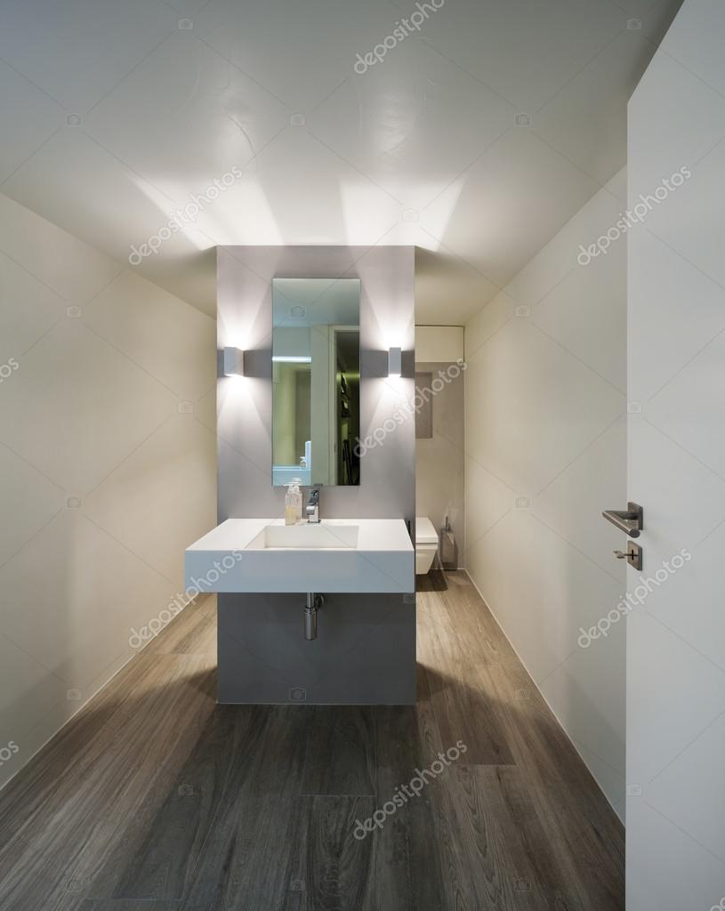 badezimmer modernes design stockfoto - Badezimmer Modernes Design