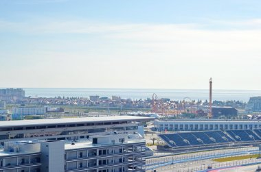 Sochi Autodrom Formula 1 Russian Grand Prix 2014
