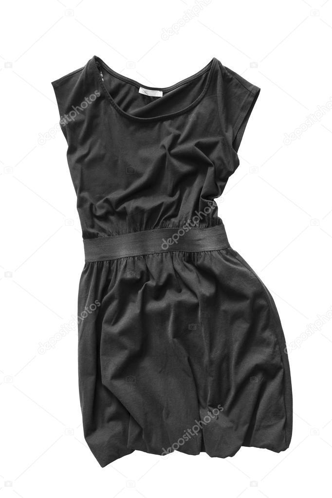 3abae477c9 Vestido arrugado aislado — Foto de stock © Tarzhanova  105519428