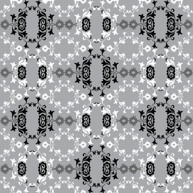 oriental style seamless pattern vector fifteen