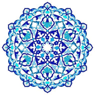 artistic ottoman pattern series ninety one