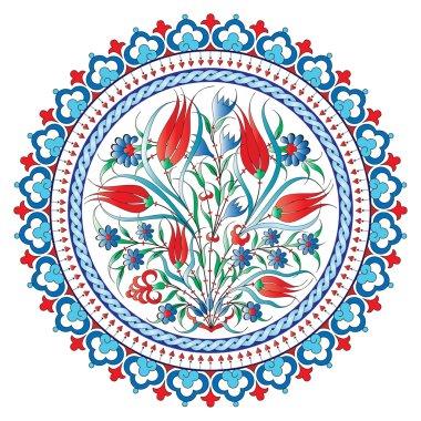 Antique Ottoman borders and frames series twenty four