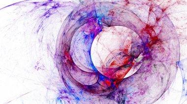 Far spherical galaxy.