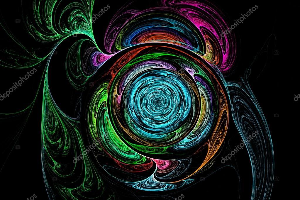 Extraterrestri Fiori Di Colori Diversi Foto Stock Vlad Nikon
