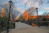 Parco di Schwanenspiegel in Duesseldorf