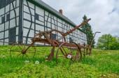 Historische Fachwerkscheune am Kemnader See