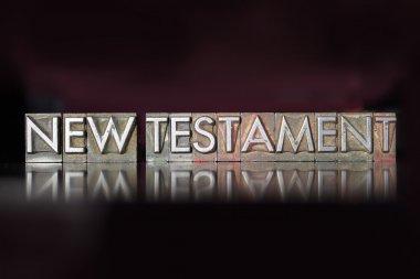 New Testament Letterpress