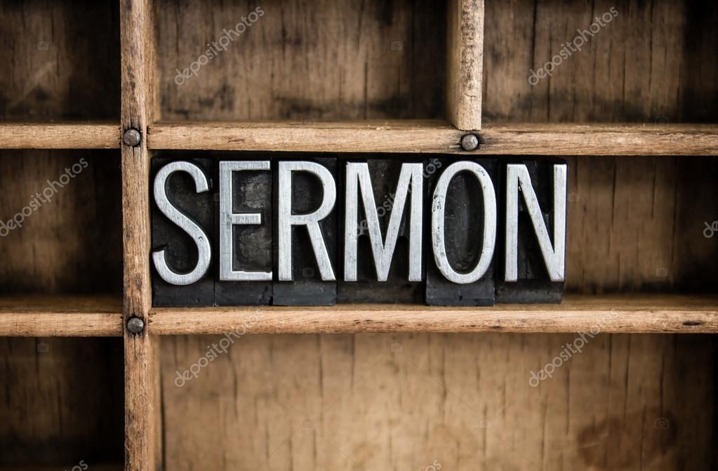 sermon #hashtag
