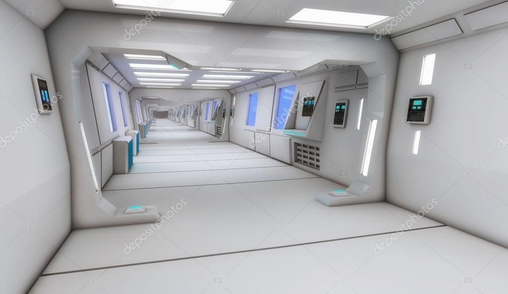 Interior De Ventana De Nave Espacial: Fotografía: Nave Espacial