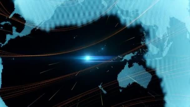 Planeta Země a připojení