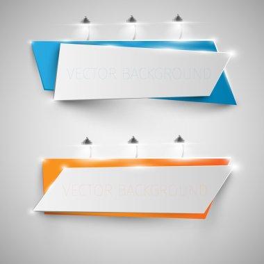 Asymmetric blank billboards