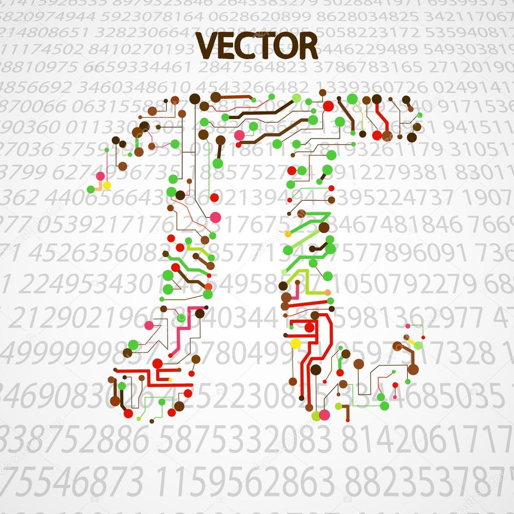 Pi technology shape