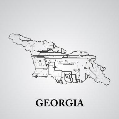 Circuit board Georgia