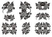Fotografia Simboli di testa di drago