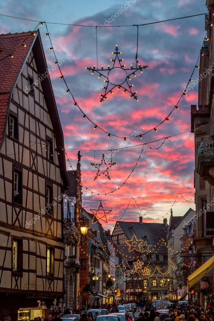 Christmas Stars in Colmar