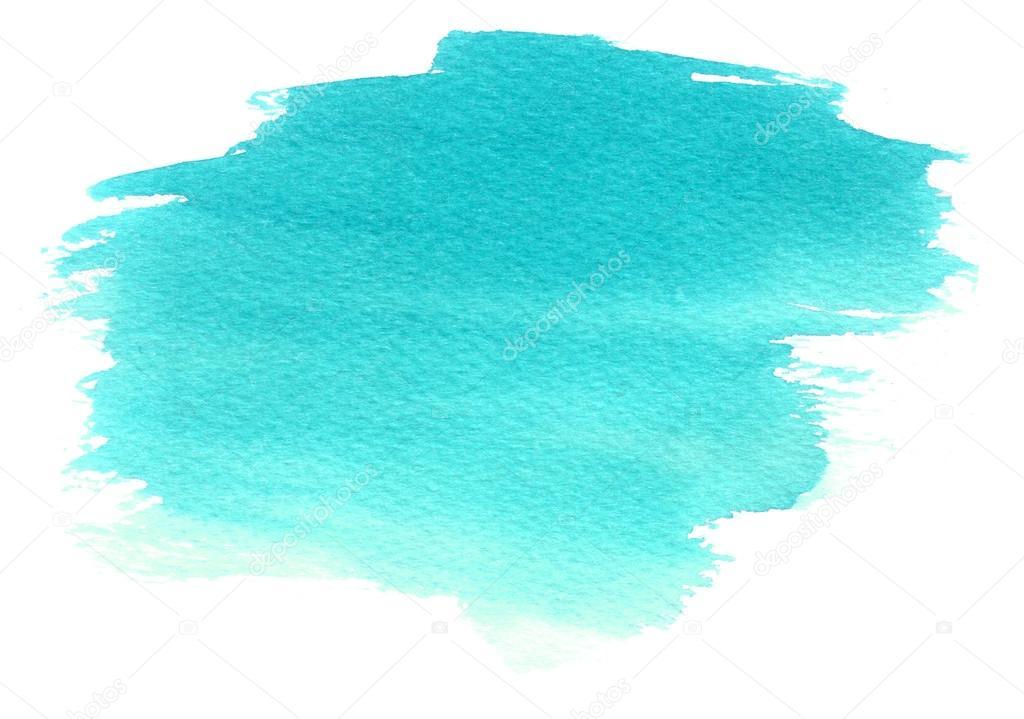 mancha de acuarela cian con mancha de pintura de acuarela Blood Splatter Vector blood splatter vector png