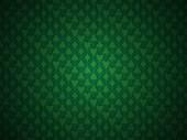 Fotografie Poker zelené pozadí