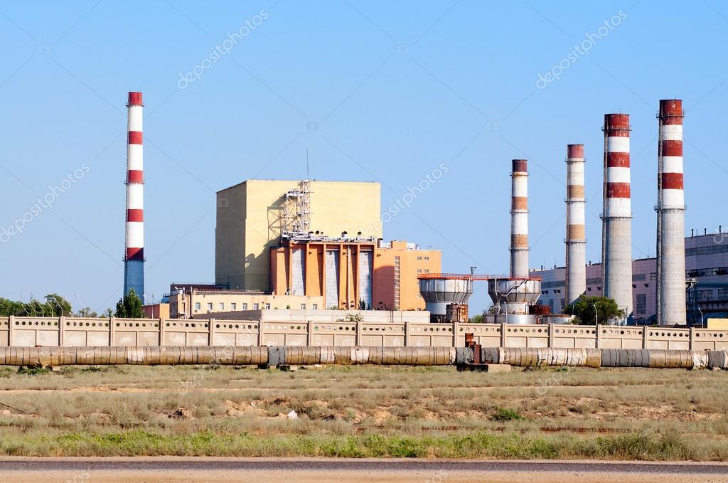 高速中性子炉。Bn-350、シェフチ...