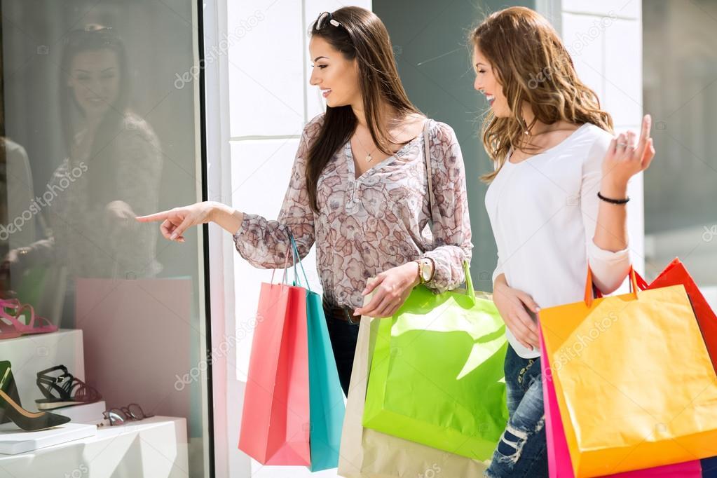 vrouwen winkels