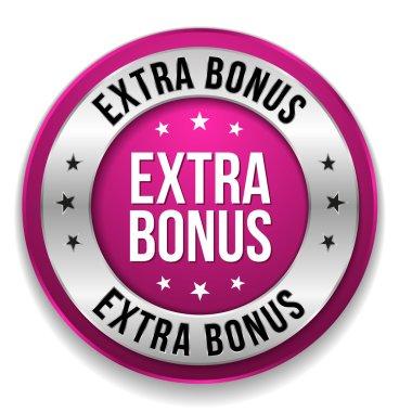 round extra bonus badge