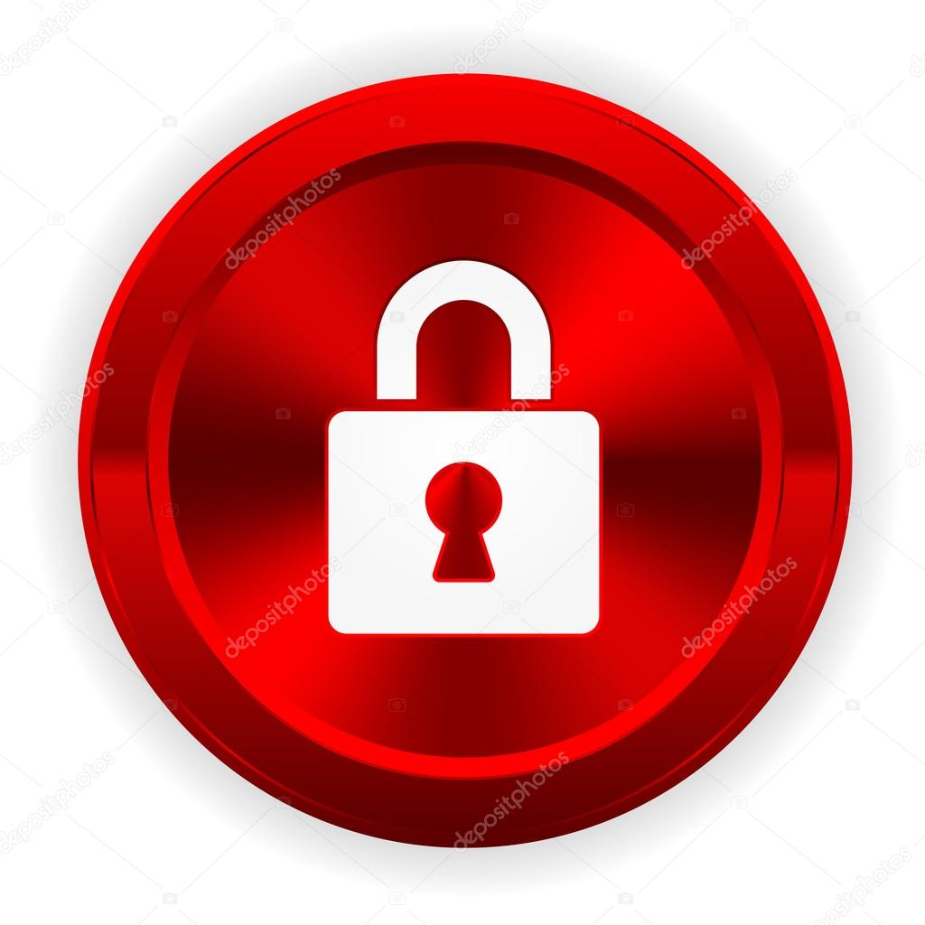red login button stock vector newartgraphics 85627810 rh depositphotos com red vector osha login redvector login osha