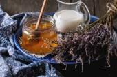 Honig, Milch und Lavendel
