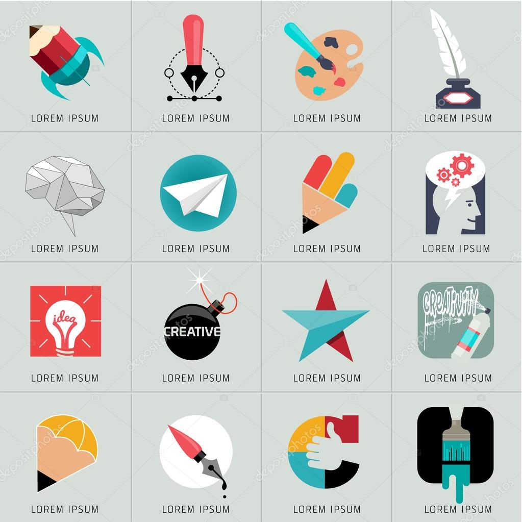 Logos and web Icons