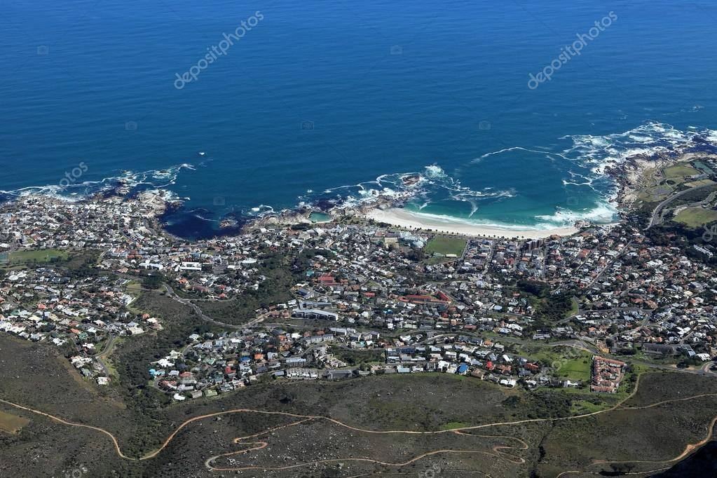 La citt di citt del capo in sud africa foto stock for Piani di fattoria del sud