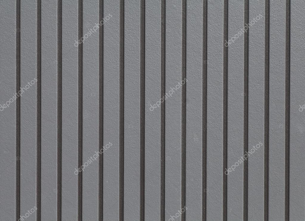 Fresh Black corrugated metal — Stock Photo © Torsakarin #100069340 TU13