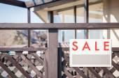 Fotografia Segno di vendita reale immobiliare