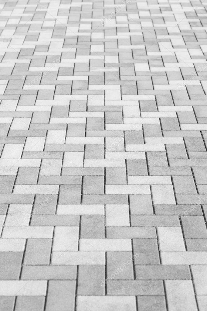 Outdoor concrete block floor background stock photo for Concrete block floor