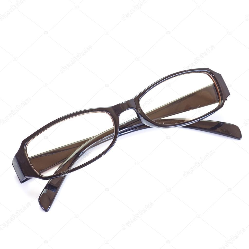 Montura de gafas negra — Foto de stock © Torsakarin #64484471