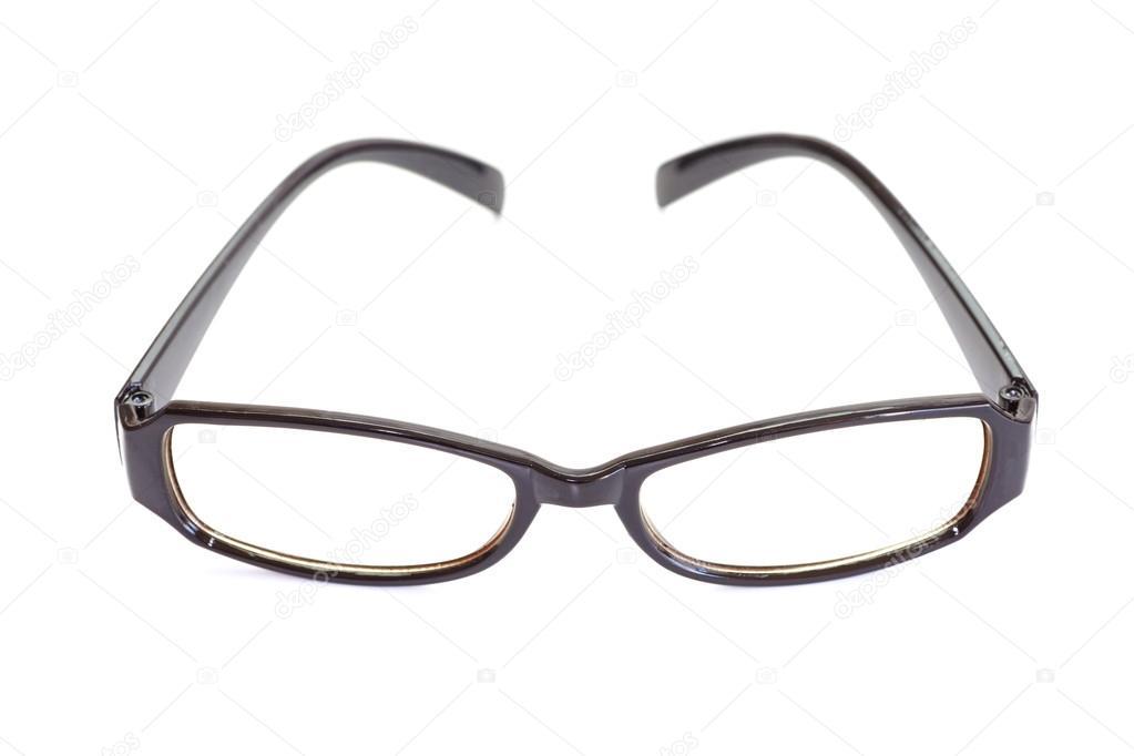 Montura de gafas negra — Foto de stock © Torsakarin #64484475