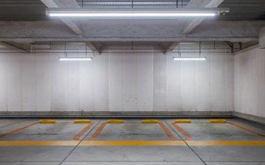 car park interior