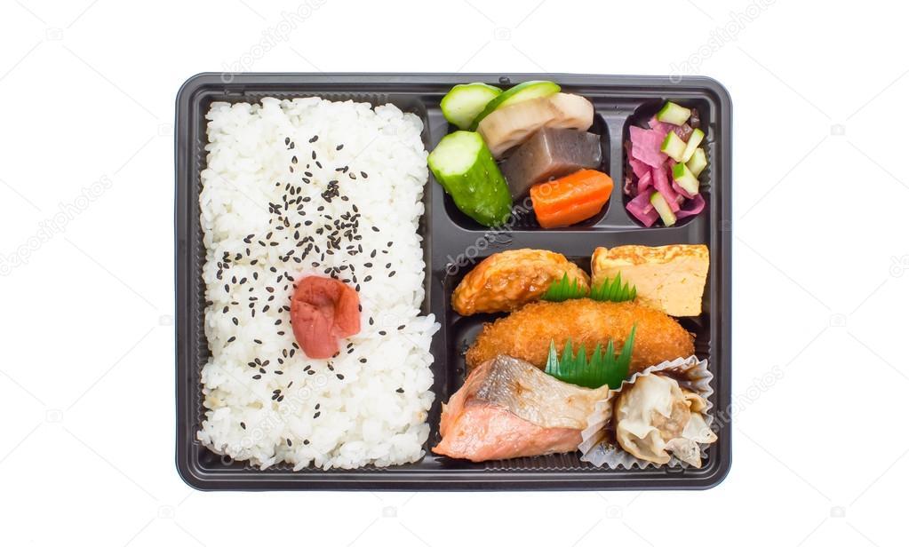 Traditional Japanese Bento Stock Photo C Torsakarin 78751612