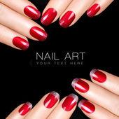 Photo Nail Art. Luxury Nail Polish. Nail Stickers