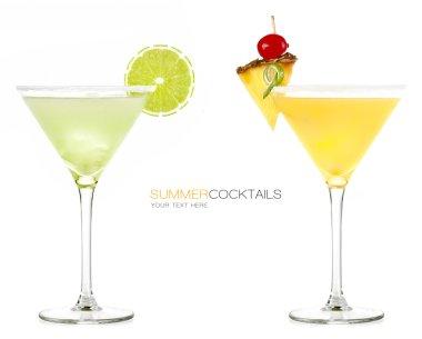 Summer Cocktails. Frozen Drink