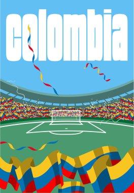 Colombia soccer stadium