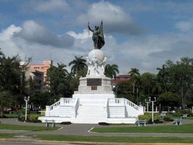 Monument to Vasco Nunez de Balboa