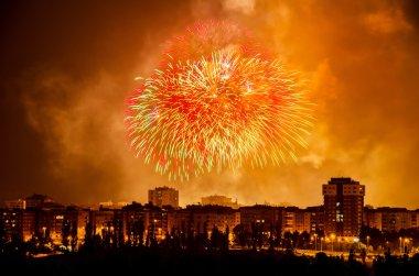 Fireworks San Fermin