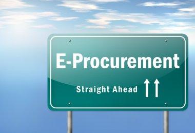 Highway Signpost E-Procurement