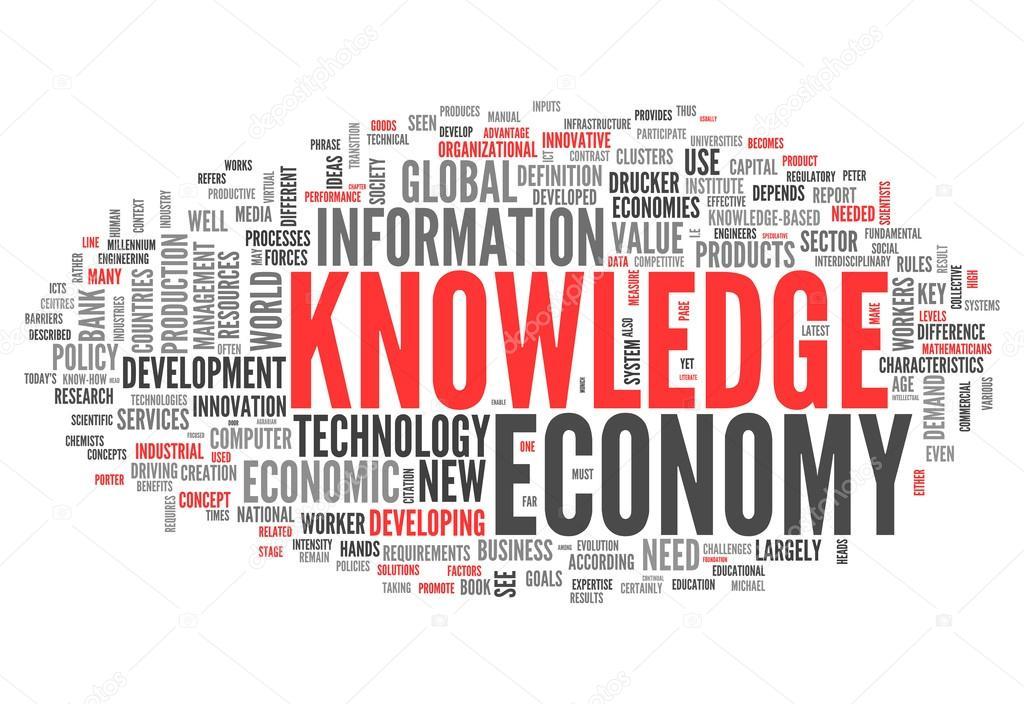 Risultato immagini per economia della conoscenza