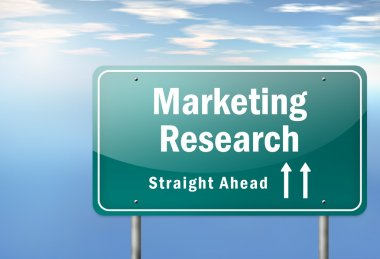 Highway Signpost Marketing Research