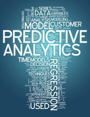 Word Cloud Predictive Analytics