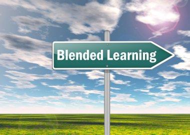 Signpost Blended Learning