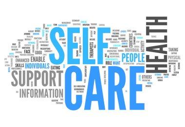 Word Cloud Self Care