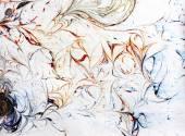 Fényképek Kézzel rajzolt ebru dísz